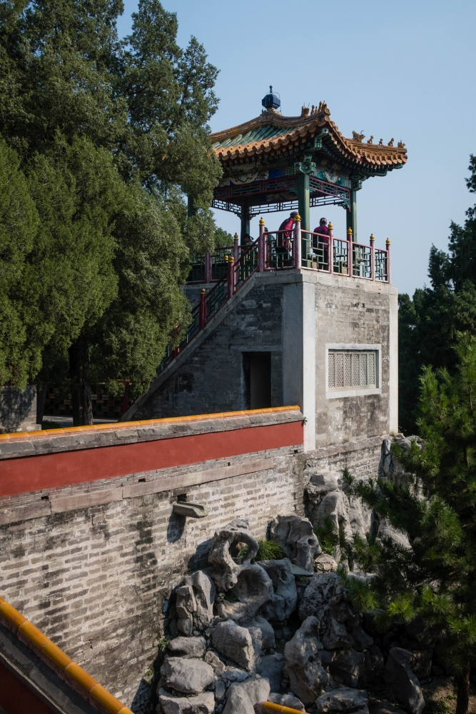 Bei Hai Park in Beijing / China