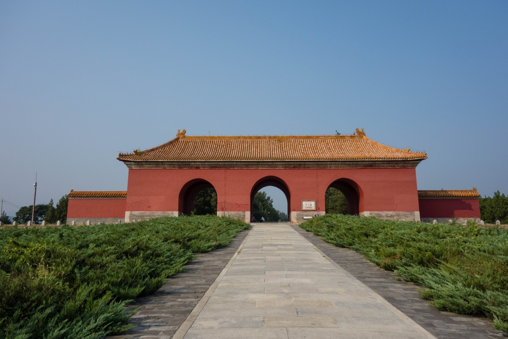Straße der Seelen - Ming-Gräber bei Beijing / China