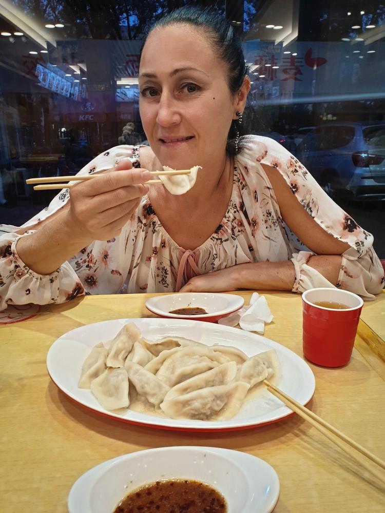 Jaozi in Beijing / China