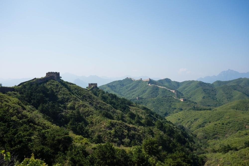 Gubeikou / Chinesische Mauer