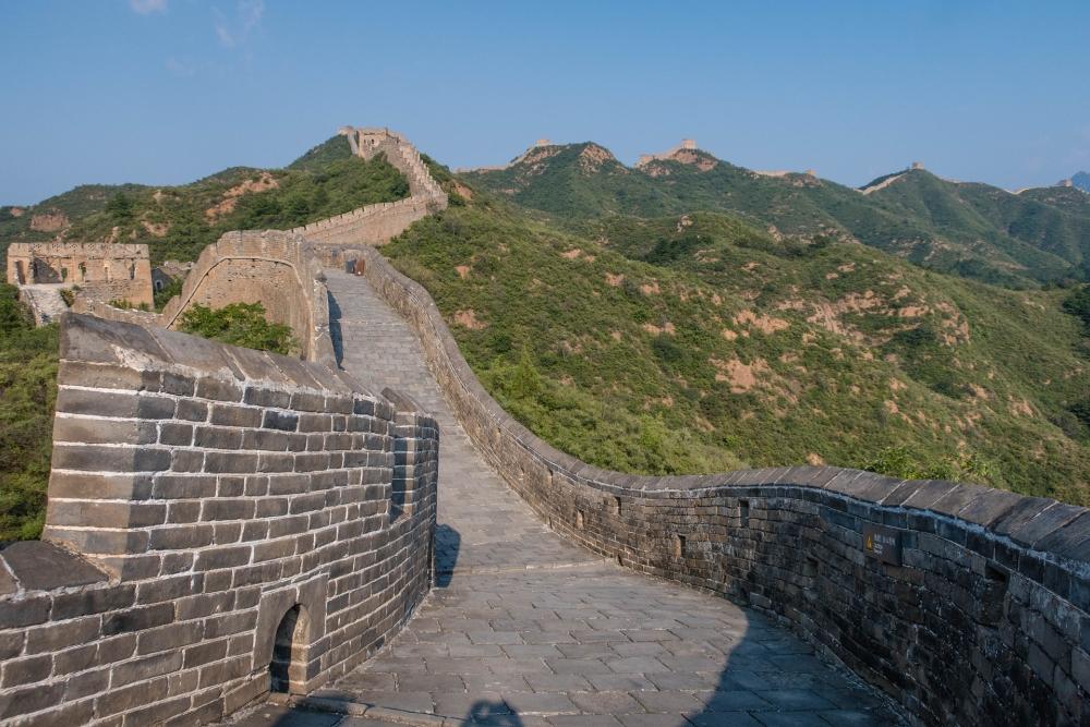 Jinshanling / Chinesische Mauer