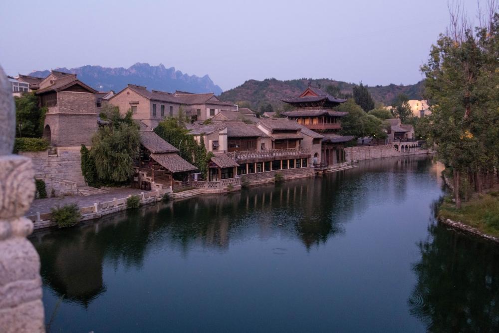Gubei Water Town und Chinesische Mauer von Simatai
