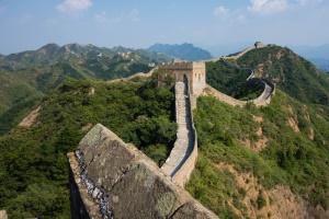 Chinesische Mauer von Gubeikou nach Jinshanling