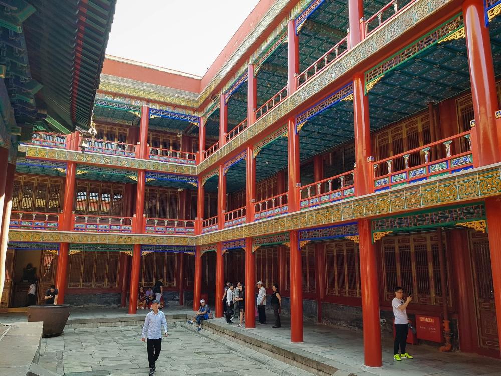 Putuo Zongcheng in Chengde / China