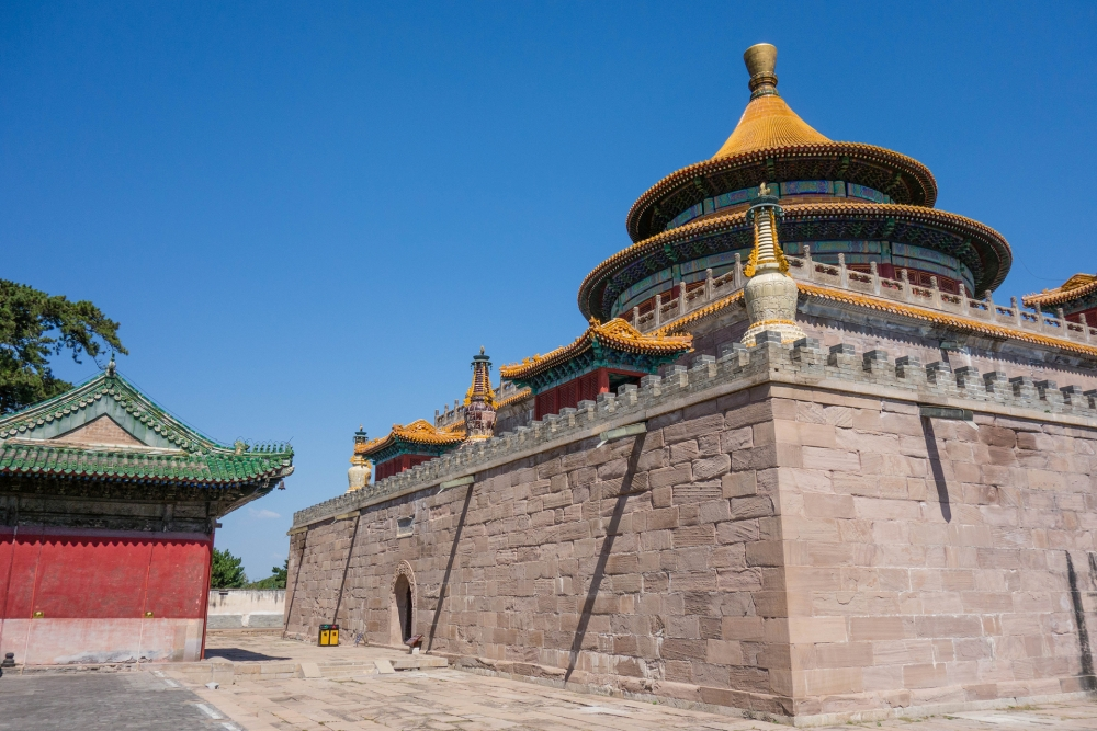 Pule Si in Chengde / China
