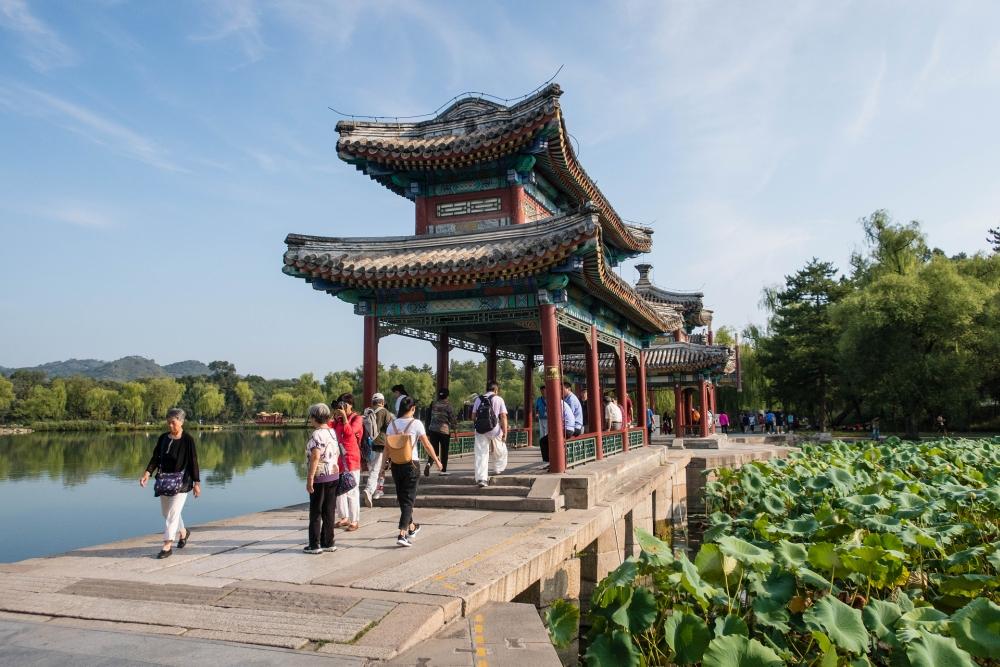 Bishu Shanzhuang in Chengde / China