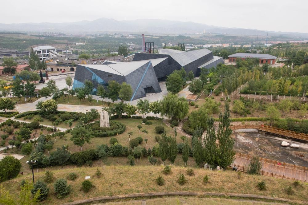 Kohlemuseum von Datong / China