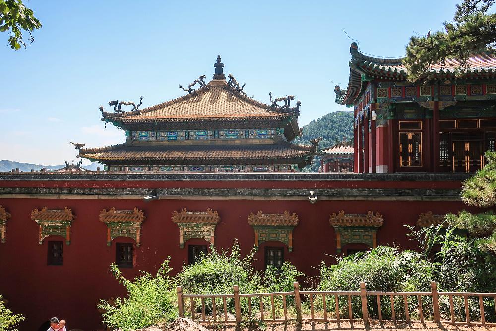Xumi Fushou in Chengde / China
