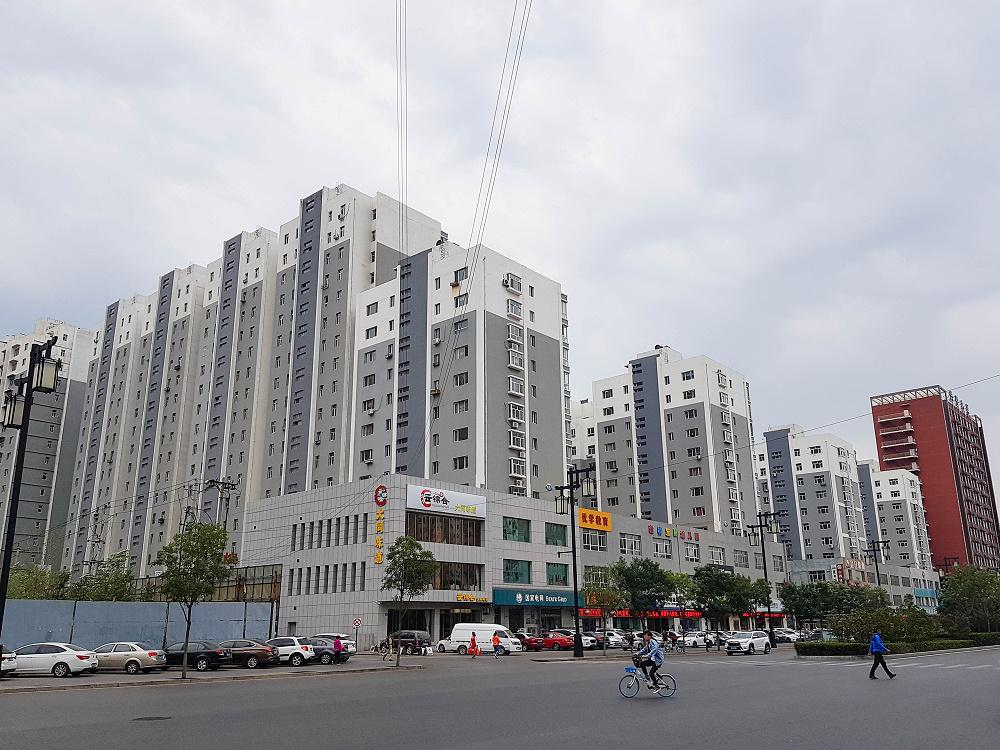 Datong in China