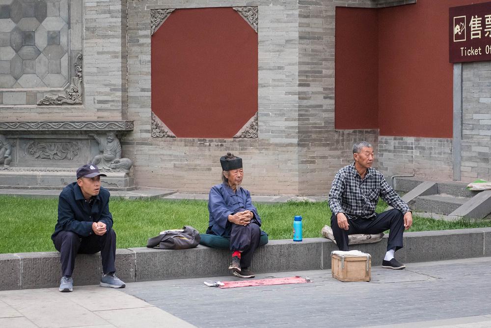 Altstadt von Datong / China