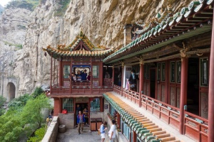 Hängender Tempel bei Datong / China