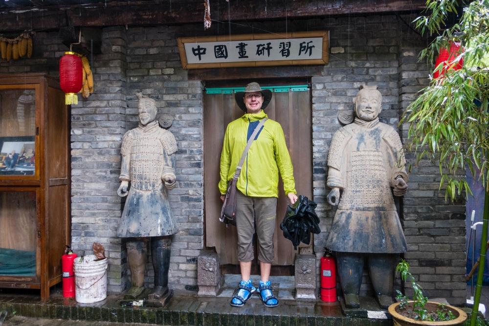 Xiaoyan Ta in Xi'an / Shaanxi / China