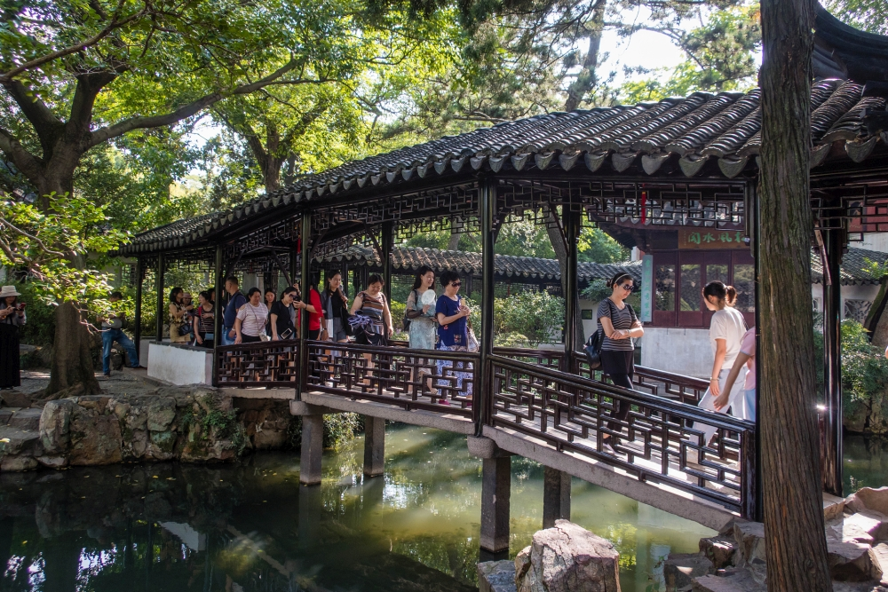 Zhuozheng Yuan in Suzhou / Jiangsu / China