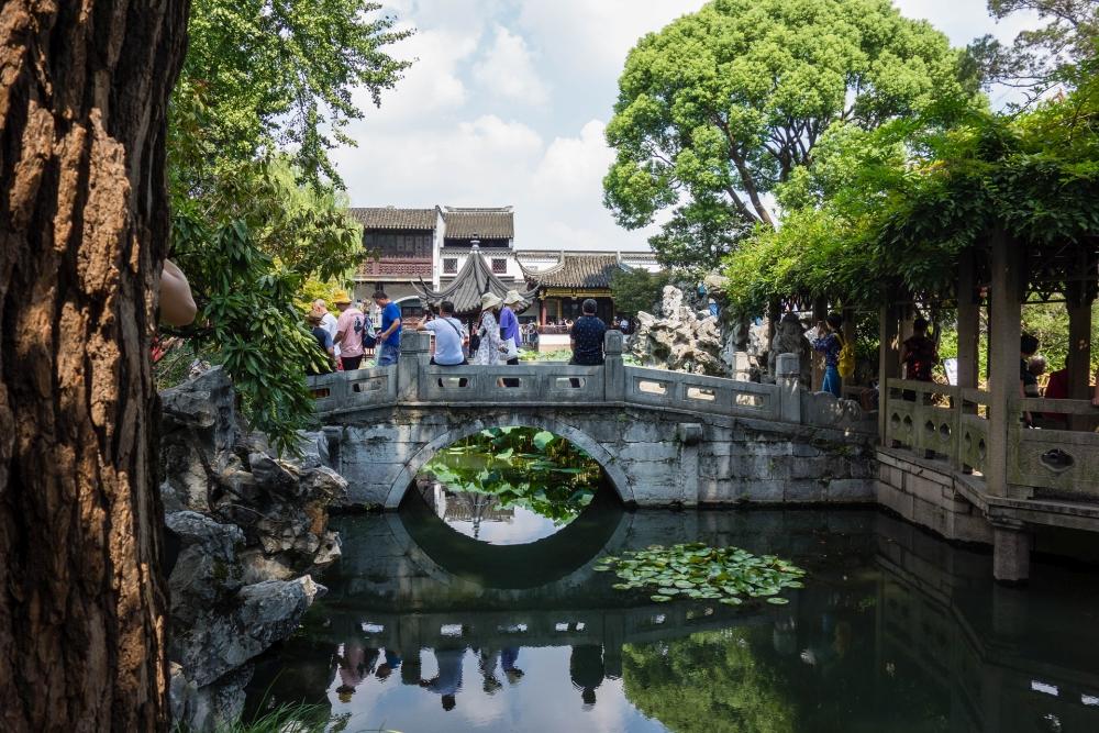 Shizi Lin in Suzhou / Jiangsu / China