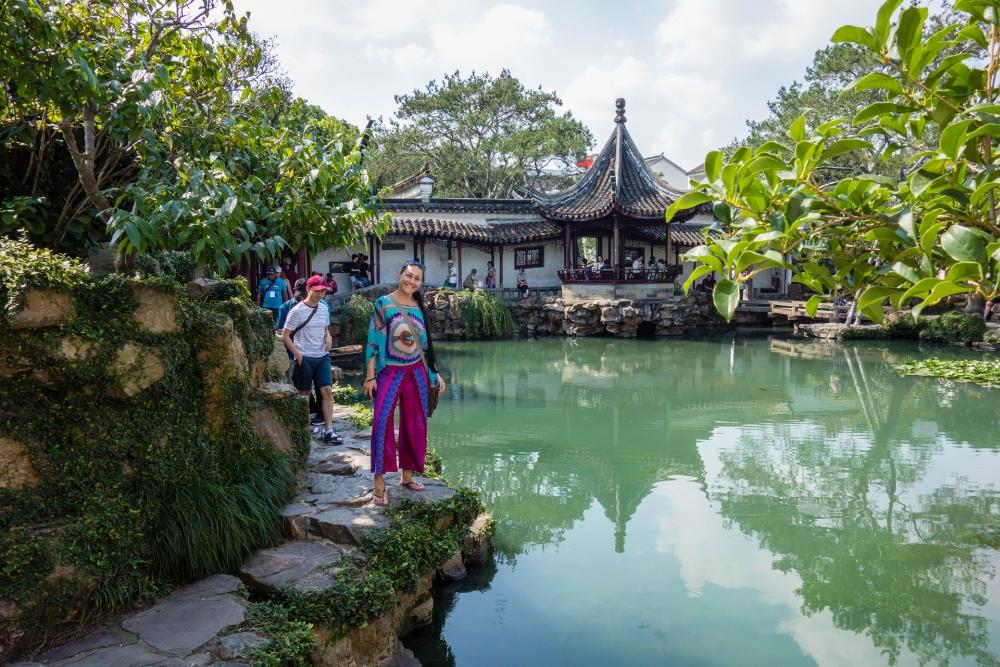 Wangshi Yuan in Suzhou / Jiangsu / China