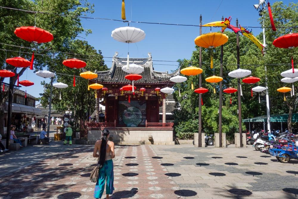 Altstadt von Tongli / Jiangsu / China