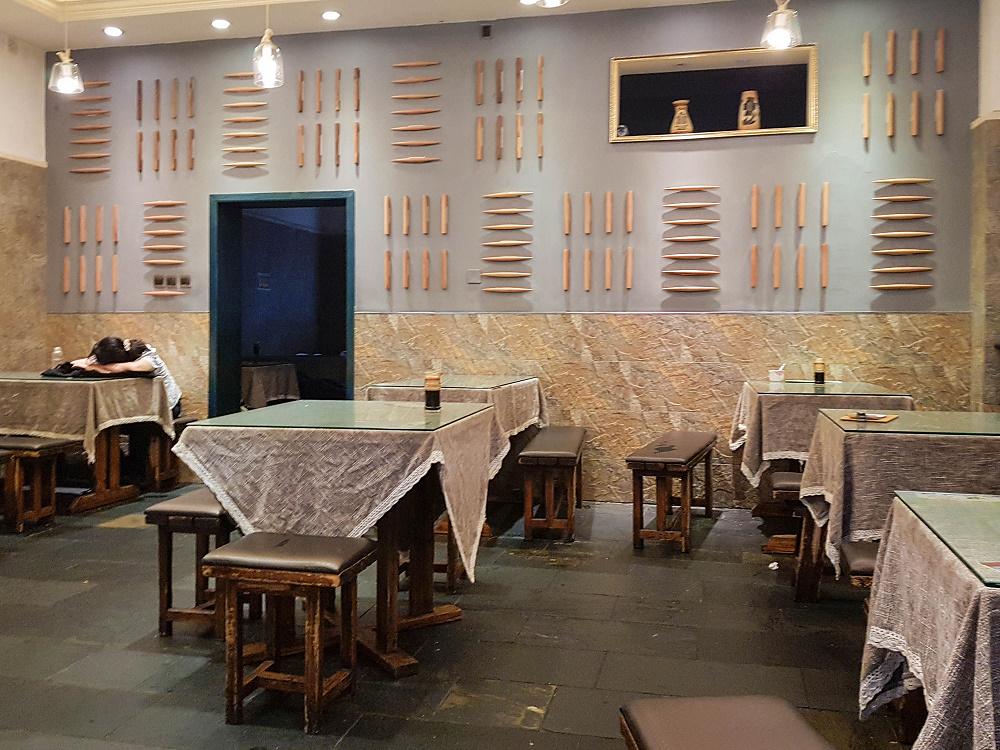 Essen in Xi'an / Shaanxi / China