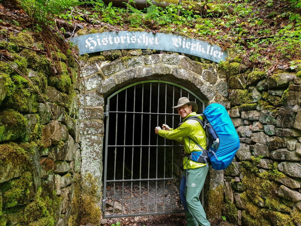 Schluchtensteig im Schwarzwald