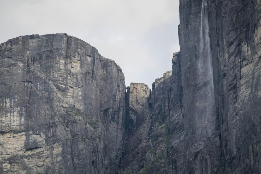 Lysefjord in Norwegen