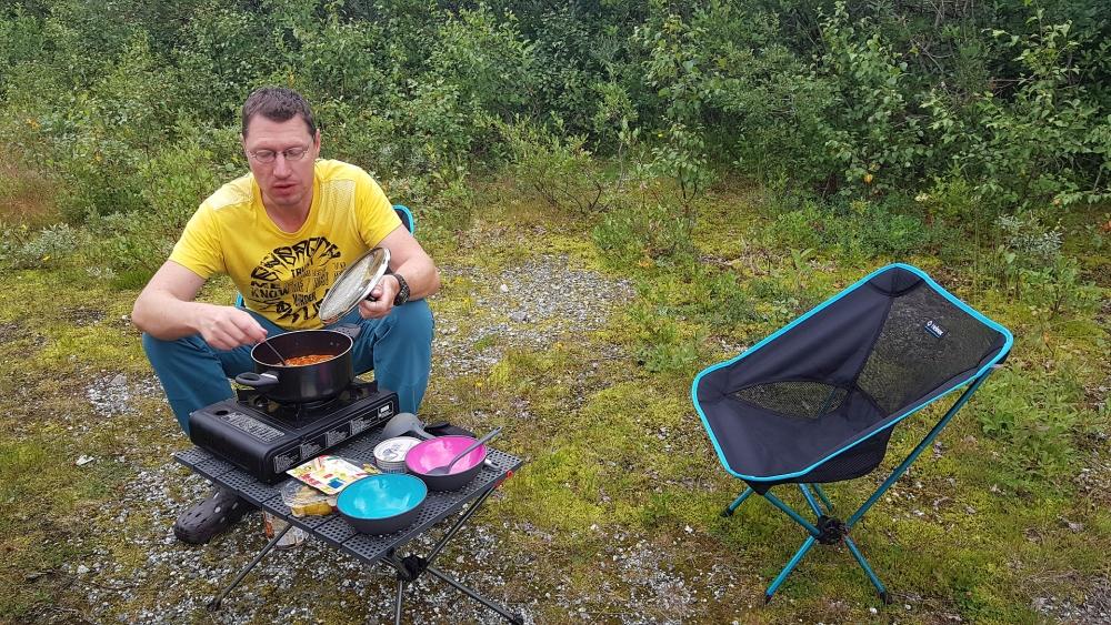 Übernachten im Eikedalen in Norwegen