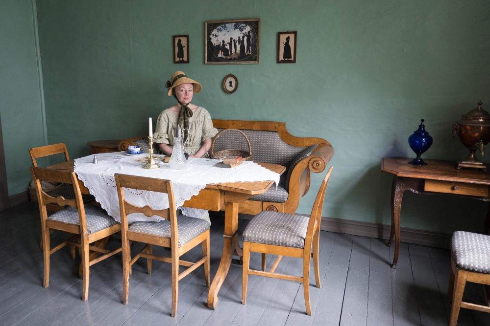 Freilichtmuseum Gamle Bergen in Norwegen