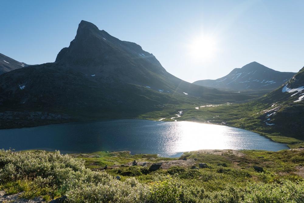 Nationalpark Reinheimen in Norwegen