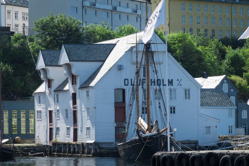 Fischereimuseum in Ålesund in Norwegen