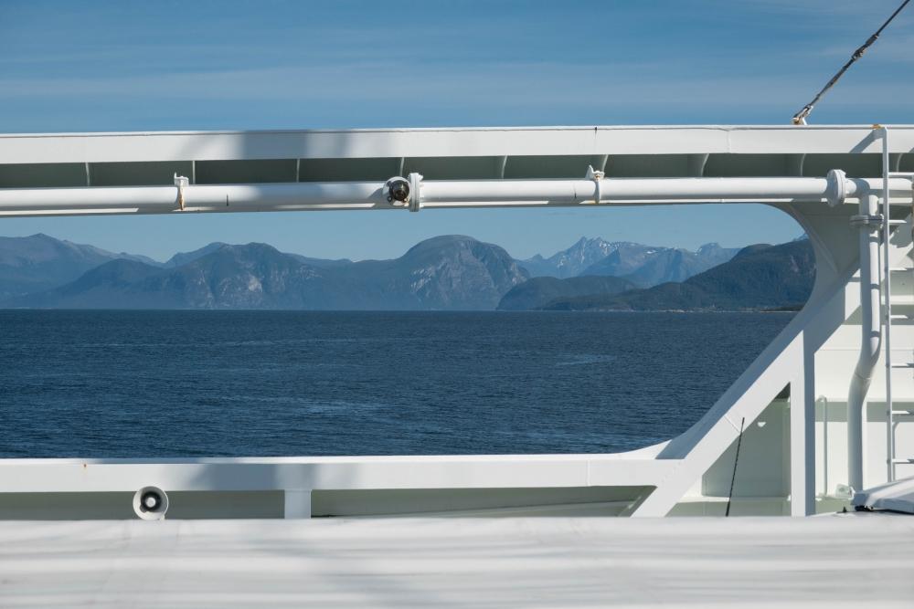 Moldefjord in Norwegen