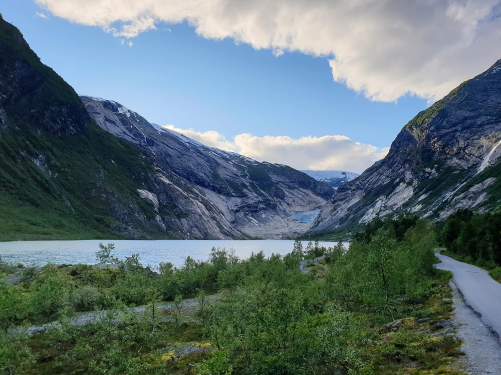 Nigardsbreen in Norwegen