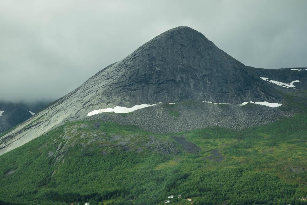 Von Nord-Norge ins Østlandet in Norwegen