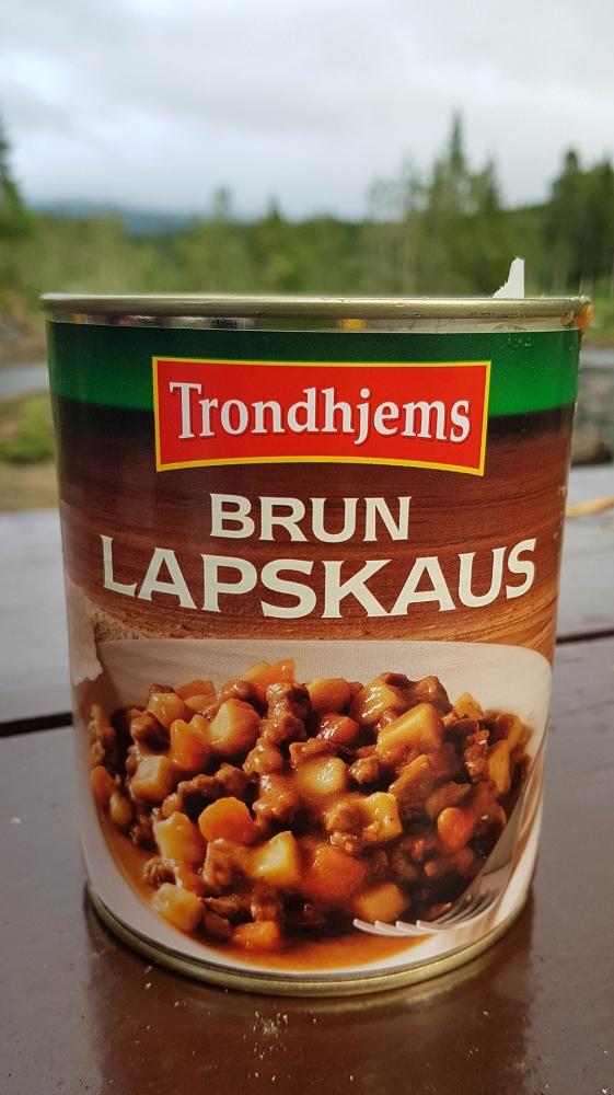 Brun Lapskaus - Spezialität aus Norwegen