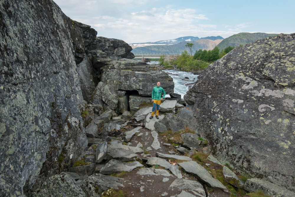 Nationalpark Jotunheimen in Norwegen