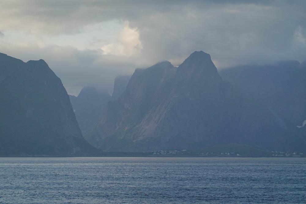Lofotenwand in Norwegen