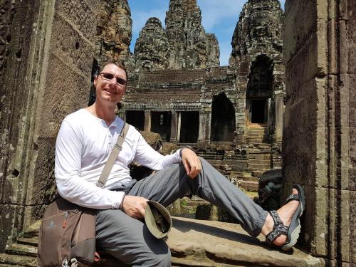 Tempel Bayon - Angkor Thom