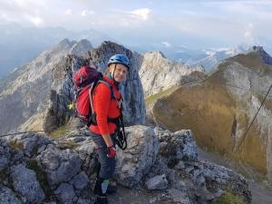 Mittenwalder Klettersteig