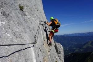 5-Gipfel-Klettersteig