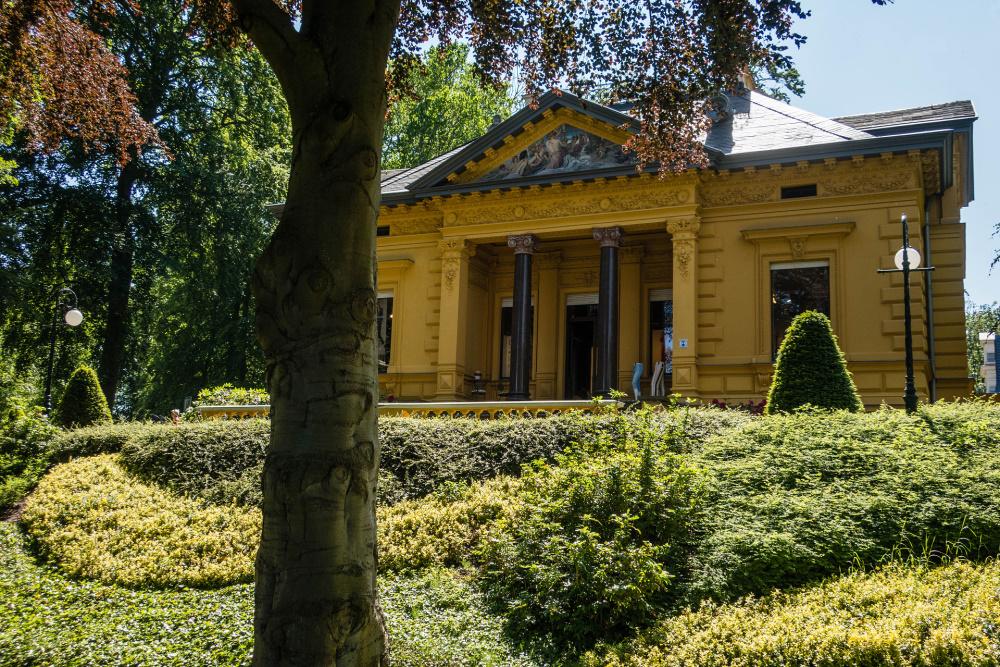 Oechsler-Villa in Heringsdorf / Insel Usedom