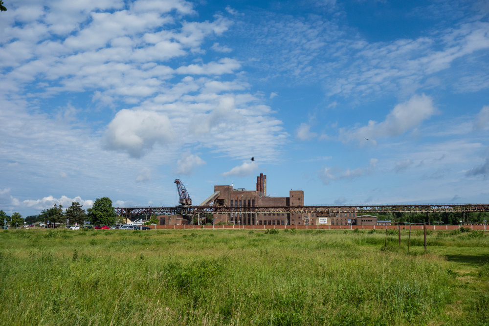 Kraftwerk der Heeresversuchsanstalt Peenemünde / Insel Usedom
