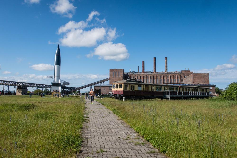 Museumsgelände Peenemünde / Insel Usedom