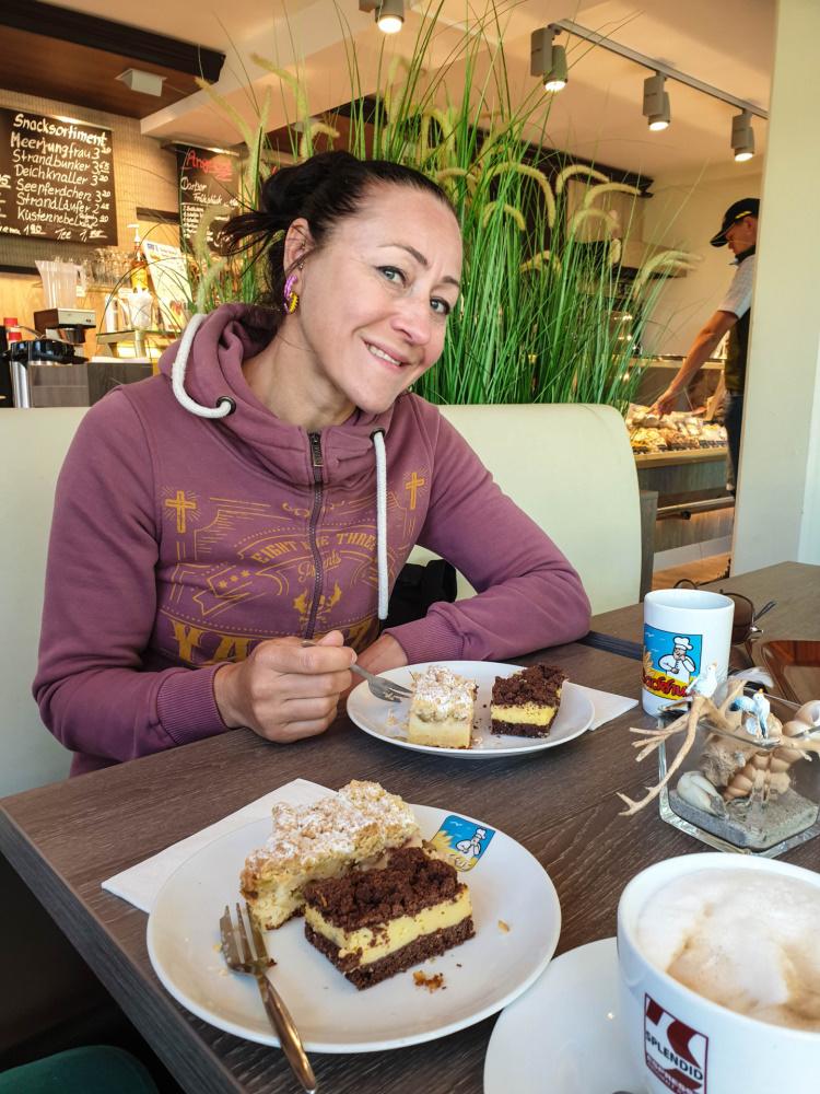 Cafe in Wustrow auf Fischland-Darß-Zingst