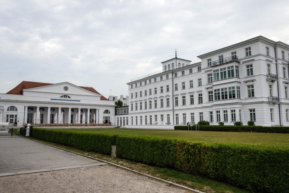 Luxushotel in Heiligendamm