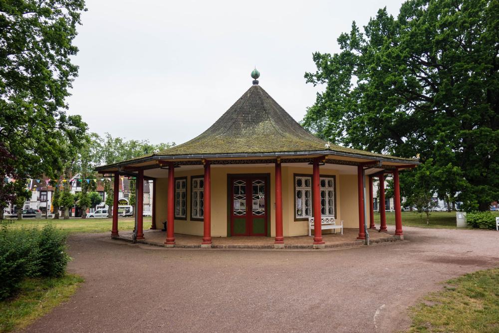 Roter Pavillon in Bad Doberan