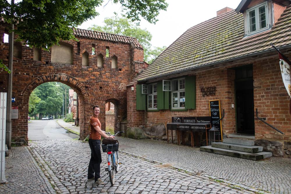 Torhaus am Doberaner Münster