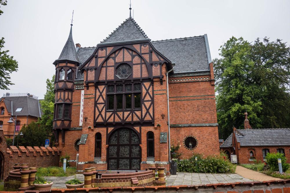 Bädermuseum in Bad Doberan