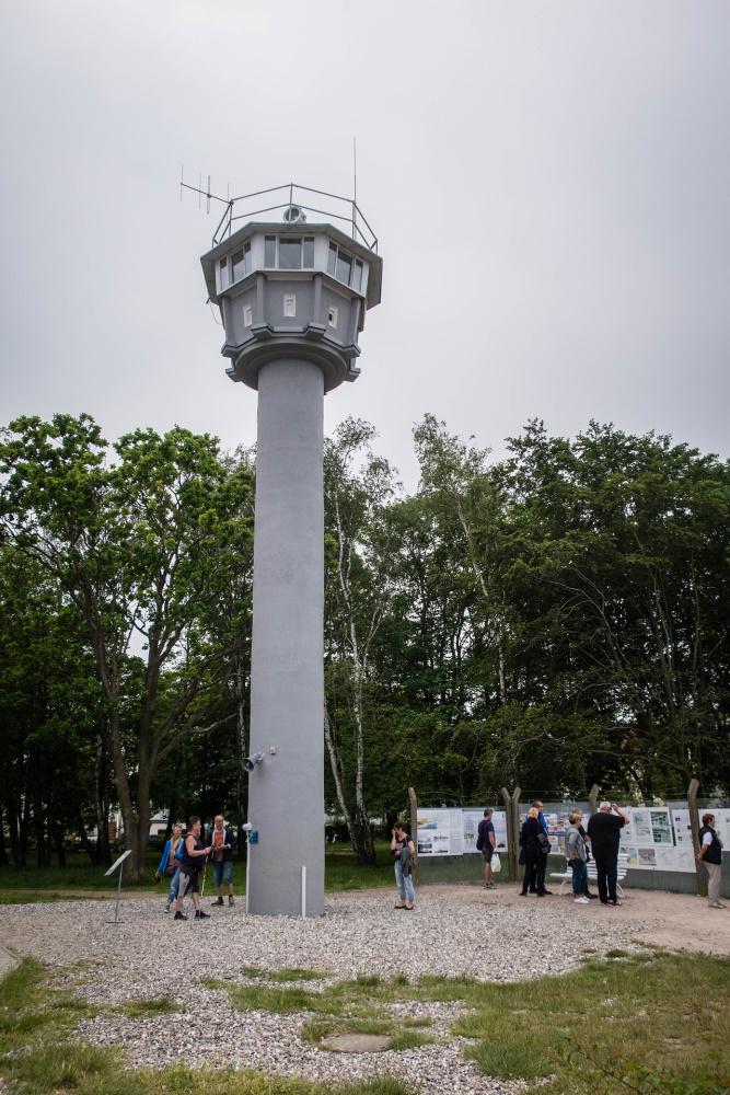 Grenzüberwachungsturm in Kühlungsborn