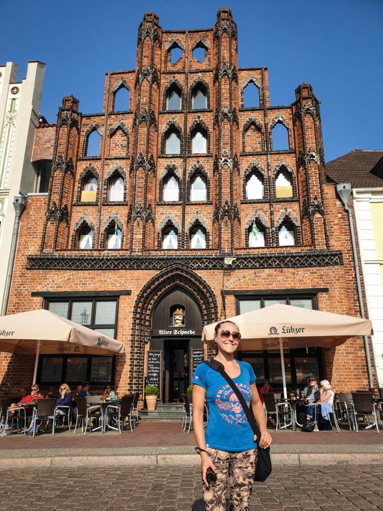 der Alte Schwede in Wismar