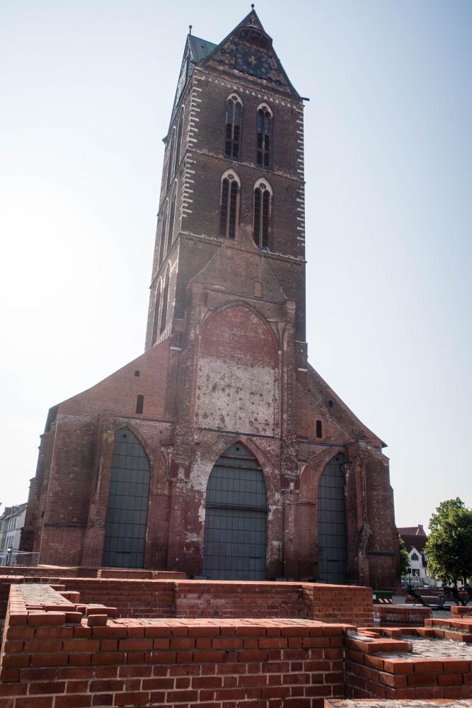 St.-Marien-Kirche in Wismar