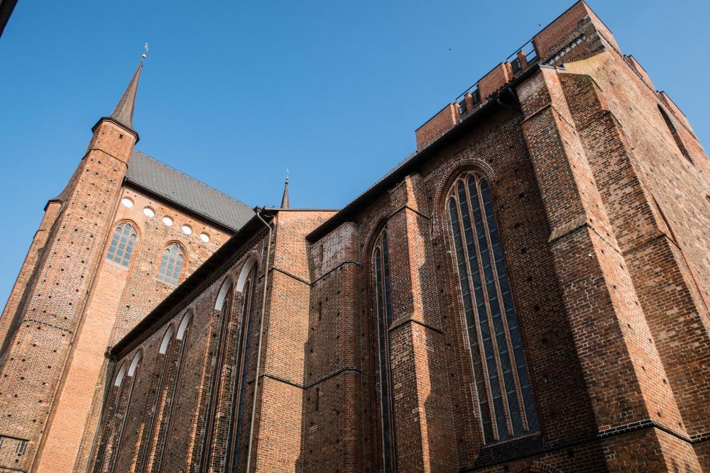 St.-Georgen-Kirche in Wismar