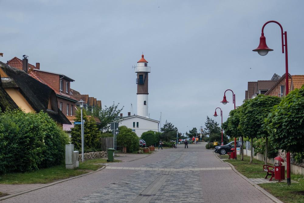 Leuchtturm in Timmendorf auf Poel