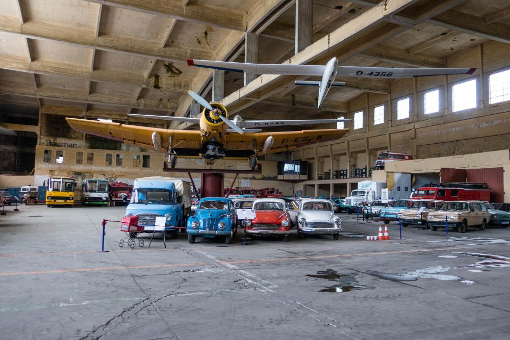 Ostalgie pur im Technikmuseum Pütnitz